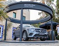 Mercedes-Benz - El Gouna Booth 2019