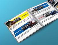 Avenida Autocentro corporate brochure
