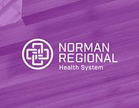 Norman Regional Branding