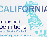 California Terms and Conditions  |  CD set
