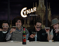 Cynar - Website