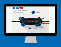 autoaid Interactive Design