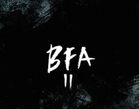 """BFA II"" Title Sequence"
