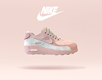 Rhino shoe design - nike air max