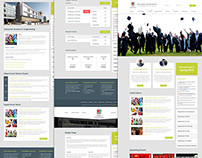 Website Redesign of Leading University