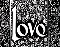 LOVE & GALAXY / Valentines cards