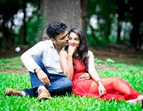 Sidhi Arpan pre wedding Pune