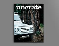Uncrate Magazine – Winter 2014