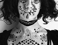 Xylaria Polimorpha - Self Portrait