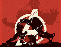 Avengers: Age of Ultron | Alt Poster