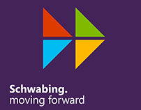Microsoft // Umzugslogo // moving forward