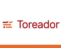 Toreador: brand identity & web design