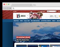 Breckenridge Ski Resort Reskin