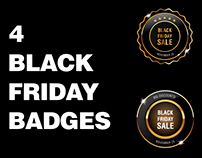 Black Friday Badges