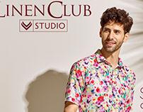 Linen Club V-StudioSS19 Instore Campaign