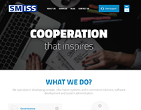 SMISS corporate website