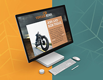 Bike Ride Website Design..!!