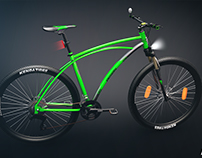 Pegas Drumet bike