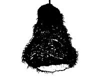 """Anemona"" pendant lamp."