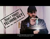 DONT TRUAT TECHNOLOGY