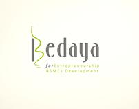 Bedaya Logo and Brand identity