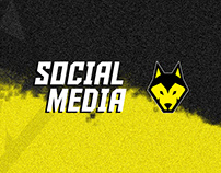 SOCIAL MEDIA | WOLVES GAMING