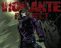 Vigilante Project Issue 4 - Comic Book Lettering