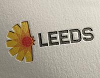 LEEDS - Logo & identity design
