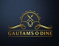 Branding Gautam's-O-Dine