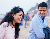 Uma and Pratik : Love at it's Best