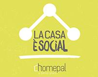 Homepal - La casa è social
