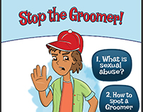 """Stop the Groomer"", children app"