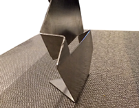 The Fold/Explorations With Sheet Metal