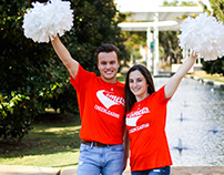 Homecoming Court Photoshoot - UT Dallas