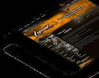 Website: Legendz Sports V.2