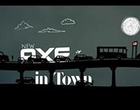 """""""AXE Hadi El Le3b"""" casestudy"""