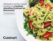 · Gráfica Mailings | Crate&Barrel Colombia ·