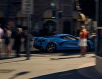 Corvette vs Beverly Hills