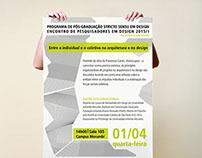 Poster de Palestra