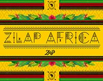 ZILAP AFRICA - Typeface