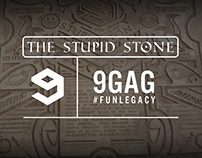 THE·STUPID·STONE / 9GAG #FunLegacy