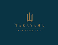 Branding Exercise / Takayama New Clark City