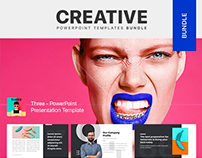 Creative Slides Templates Bundle