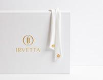 IRVETTA — Brand Identity