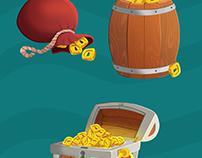 Tesoro para Juegos
