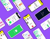 8 Communication mobile app
