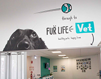 Fur Life Vet - Clinic Fit-out
