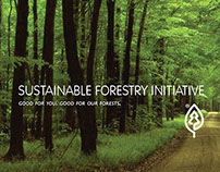 Sustainable Forestry Initiative Brochure