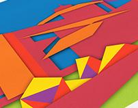 Paper Quito- Geometric