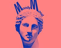 MoodyMood Logo Design